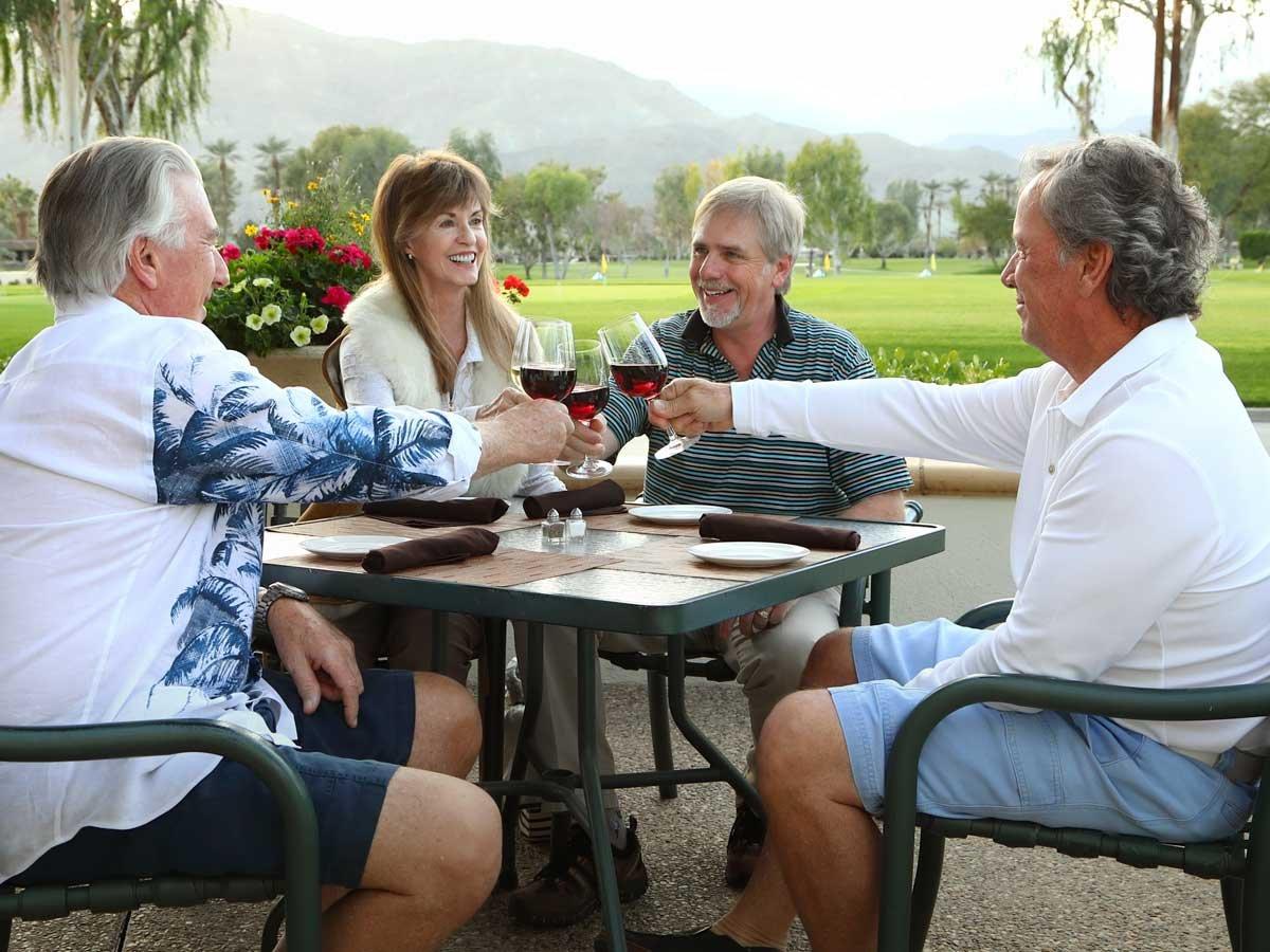 Gourmet Casual Restaurant in Rancho Mirage, CA