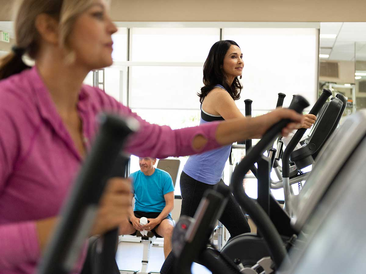 Fitness at The Springs Country Club in Rancho Mirage