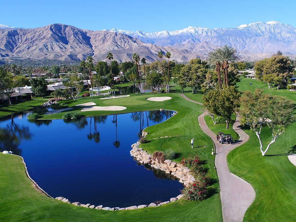 Luxury Golf Club Membership in Rancho Mirage
