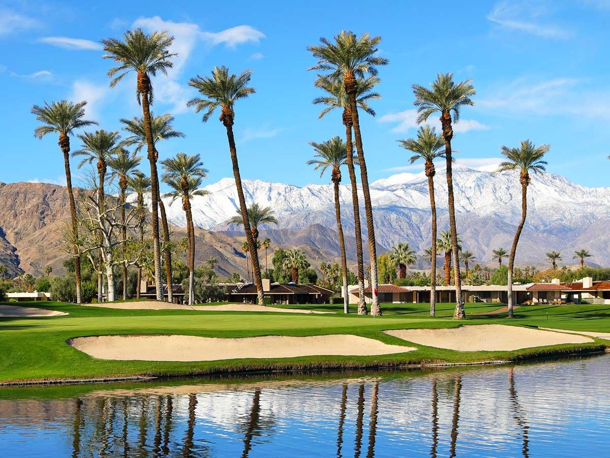 Rancho Mirage Private Golf Memberships at The Springs