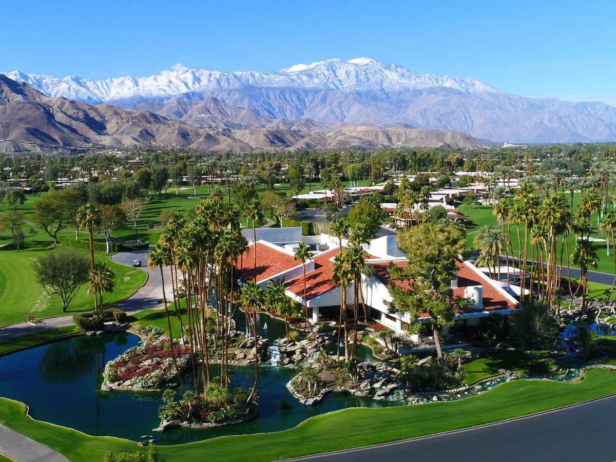Private Gated Community Homes in Rancho Mirage
