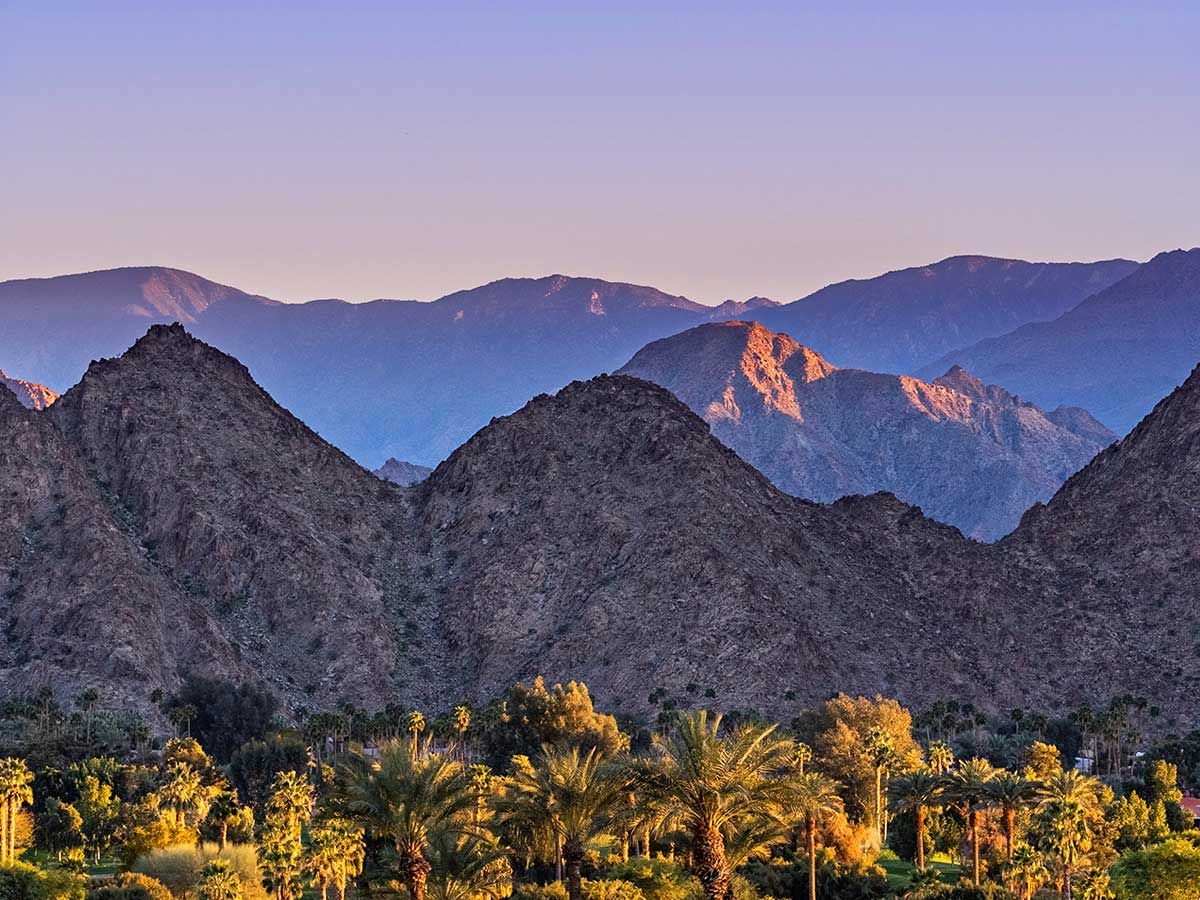 Rancho Mirage is the heart of Coachella Valley