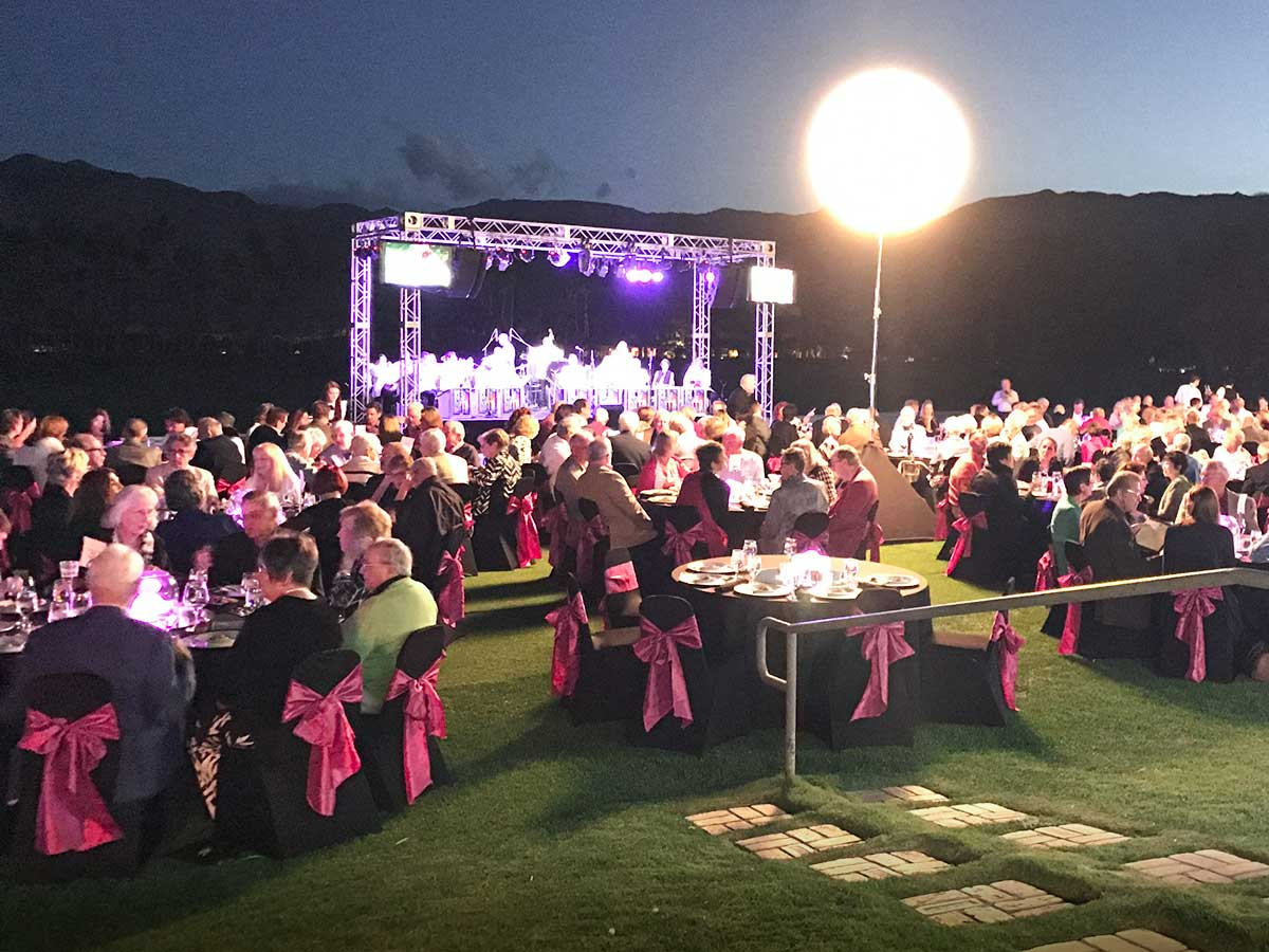 Social Events at The Springs Country Club in Rancho Mirage