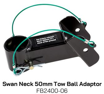 FB2400-06 Swan Neck Adaptor