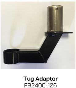 FB2400-126 Tug Adaptor