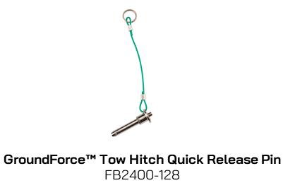 FB2400-128 Groundforce Hitch Pin