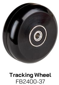FB2400-37 Tracking Wheel