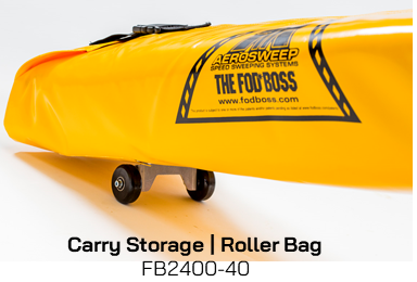 FB2400-40 Carry and Roller Bag
