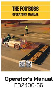 FB2400-56 FODBOSS Operators Manual