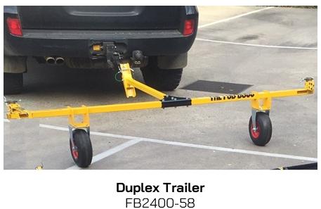 FB2400-58 DuplexTrailer