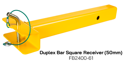 FB2400-61 Square Receiver