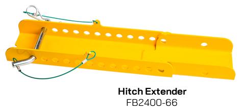 FB2400-66 Hitch Extender