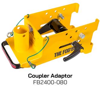 FB2400-80 Coupler Adaptor