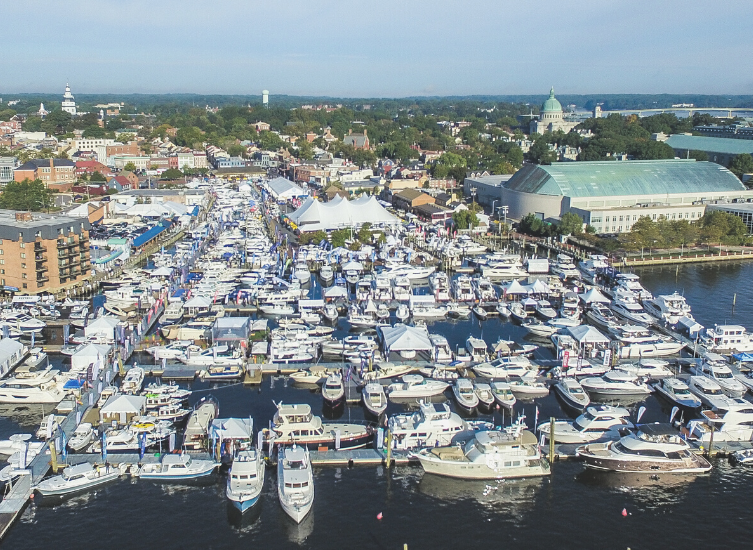 Annapolis Boat Show combines with Bay Bridge Boat Show – a two-in-one maritime event