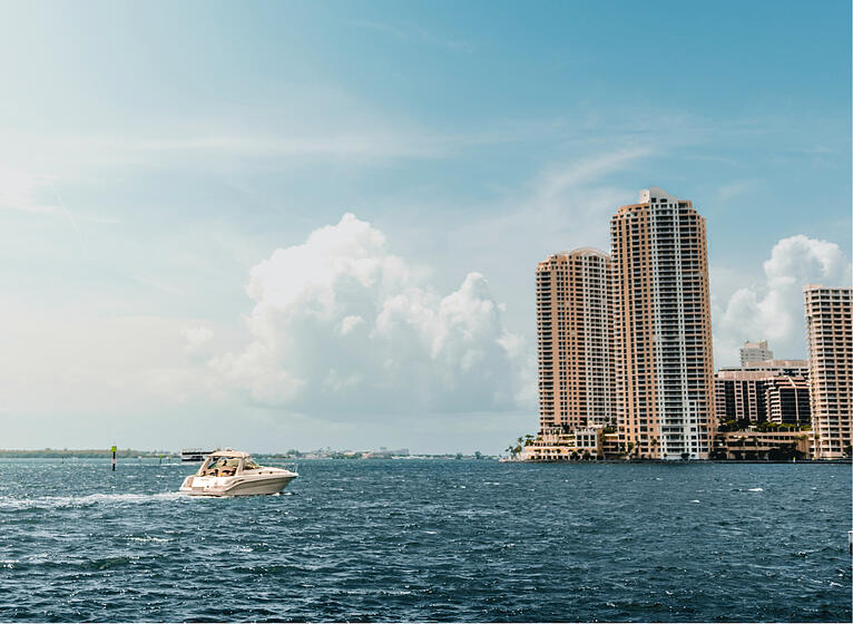 Best Anchors and Moorings around Miami, Florida, USA