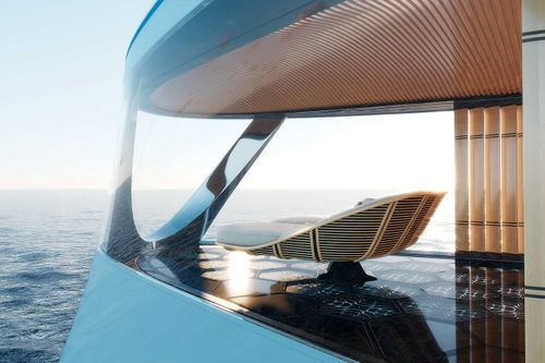 The 5 most breathtaking eco-friendly concept yachts we're loving in 2020
