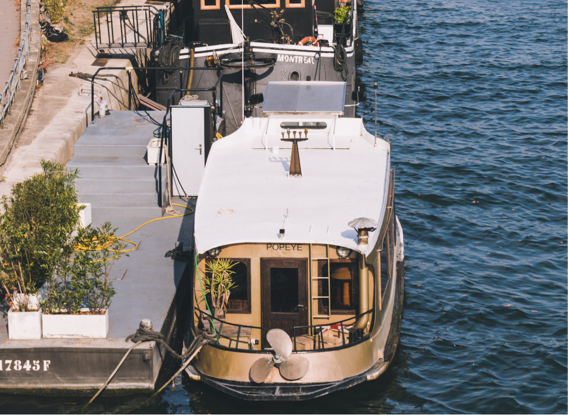 Buying a houseboat: are you ready to move into a floating home?