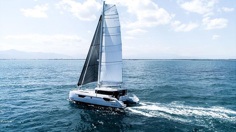 Cannes Yachting Festival: TOP 5 Sailboats