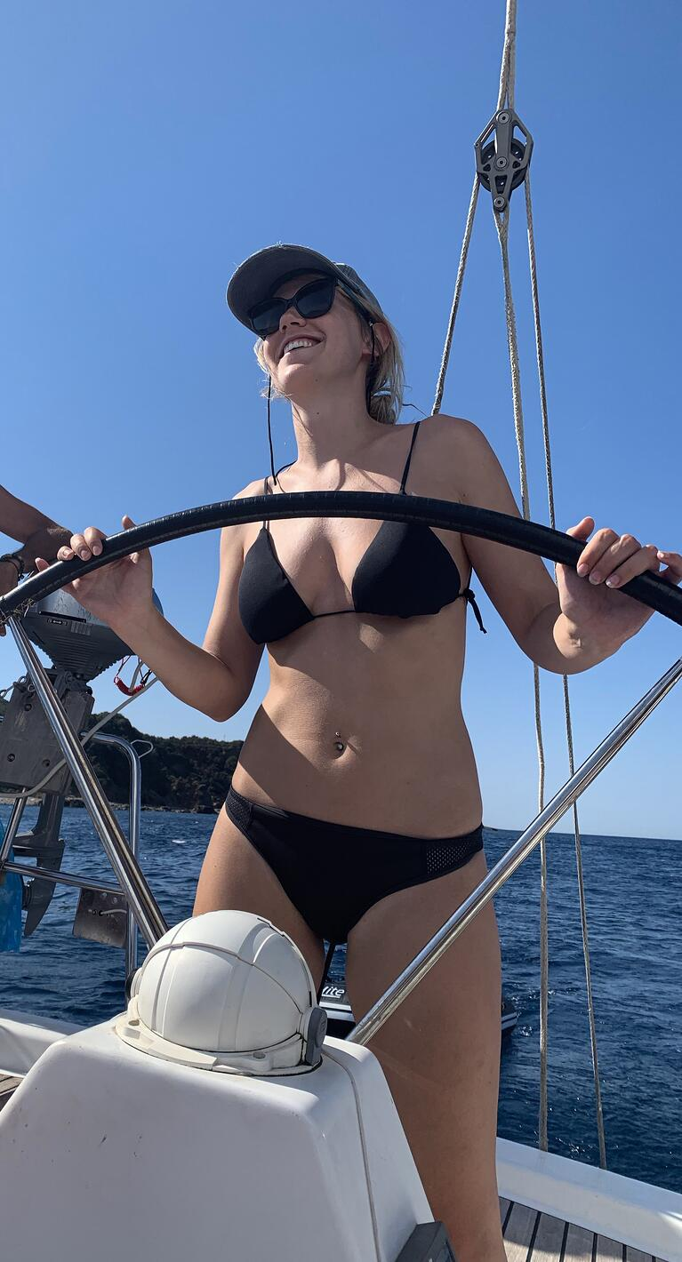 Captains At Heart interview series: Amy of English Sailing