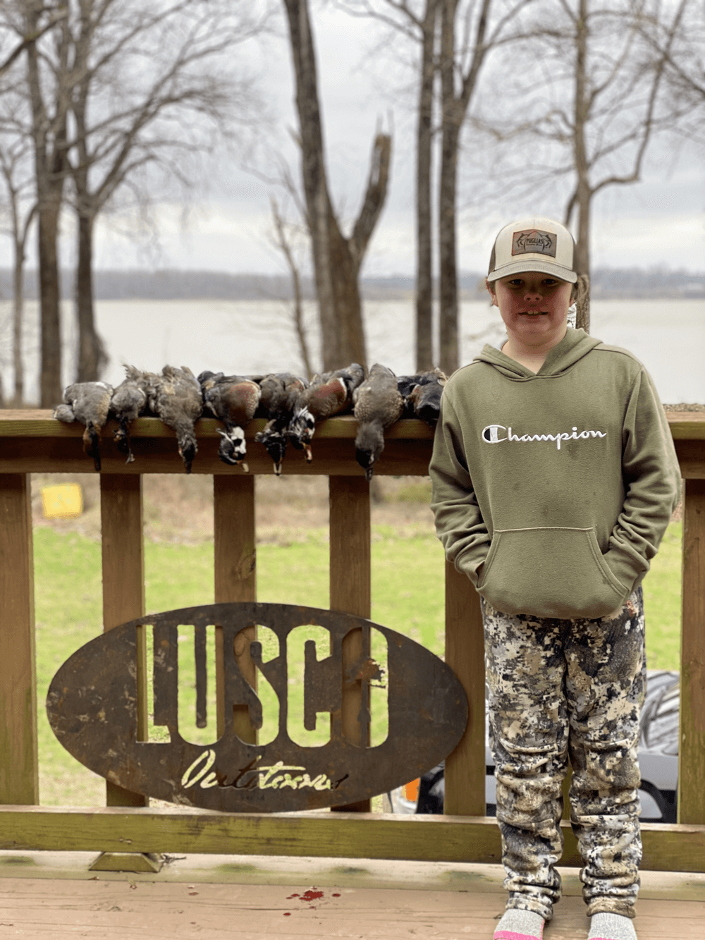 Diamond Island Plantation | Lusco Outdoors