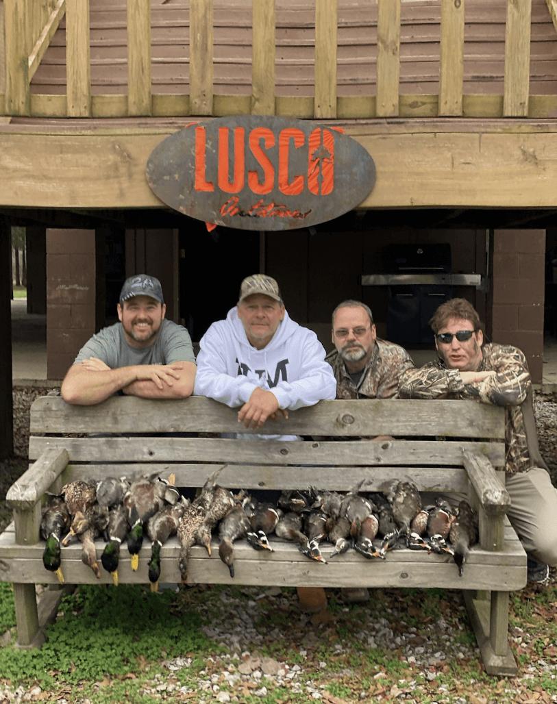 Ditta Wyatt | Lusco Outdoors