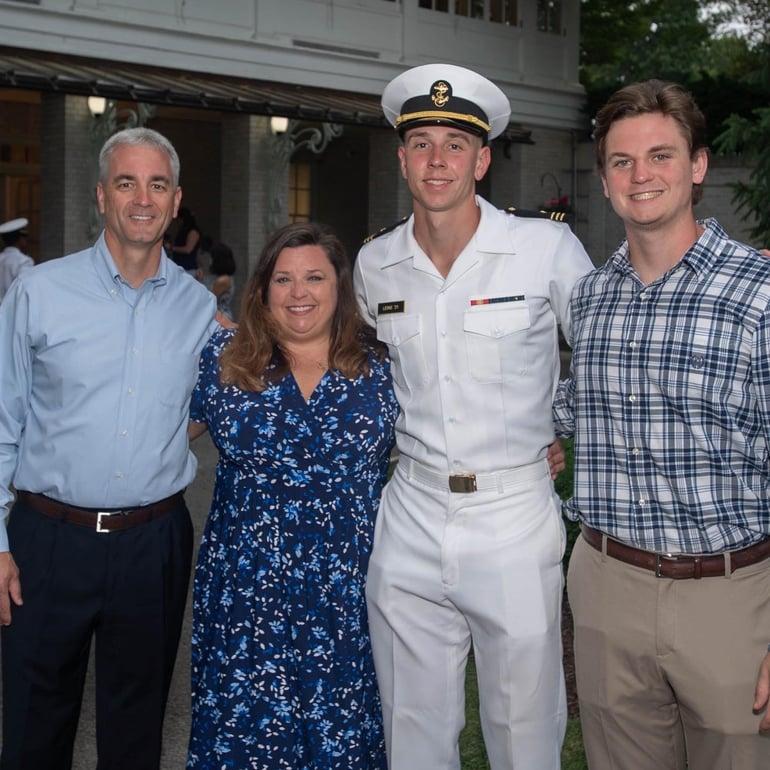 Others Above Self: Alumni Spotlight: Jared Leins '13
