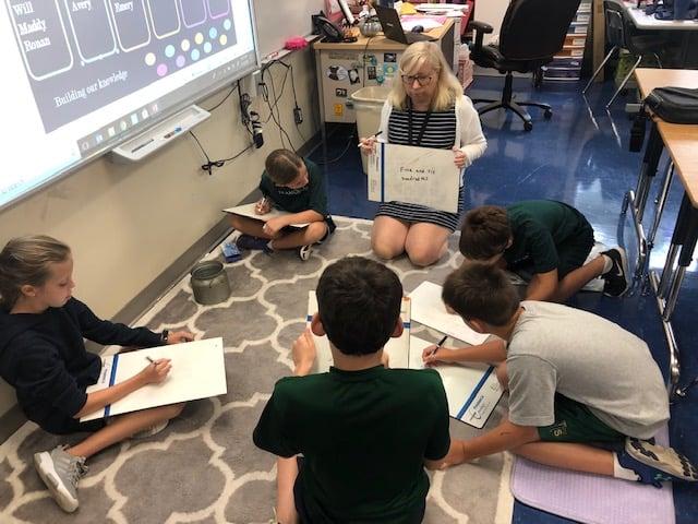 Celebrating The Franciscan School During Catholic Schools Week