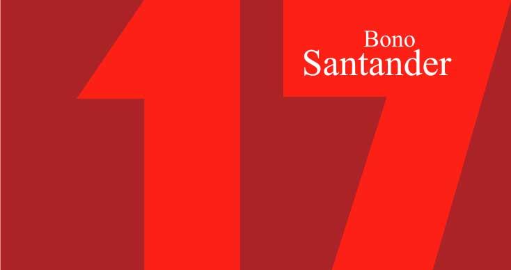 Bono Santander 17