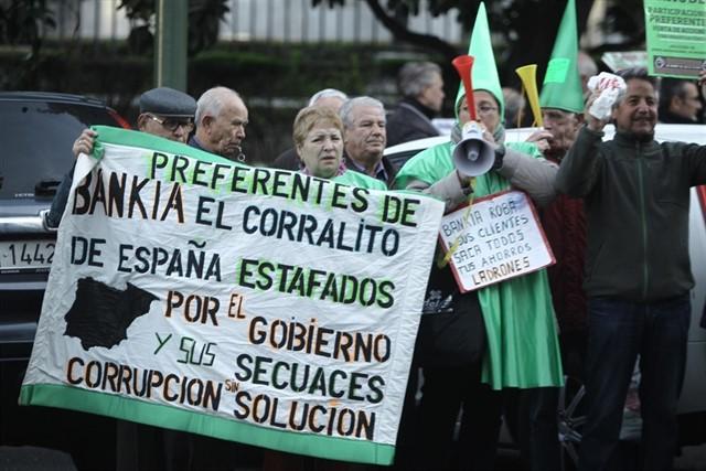 La Audiencia de Gerona anula una compra de preferentes de Caja Madrid