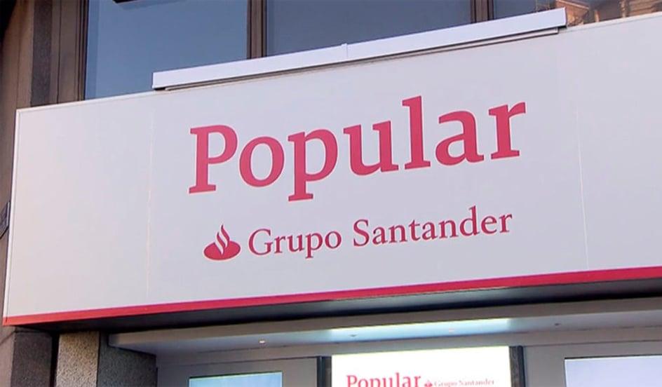Recuperadas subordinadas del Popular comercializadas por otro banco