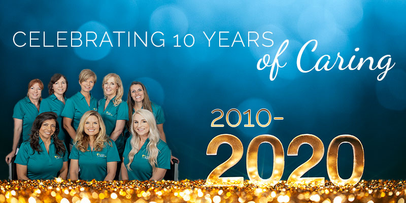At Home Nursing Care Celebrates 10 Years of Quality Homecare