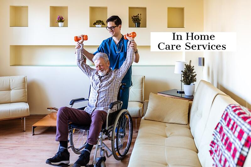 In Home Care Services For Improved Quality of Life