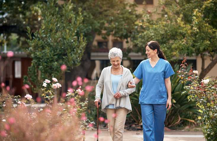 Can an in home caregiver be an independent contractor - saving costs?
