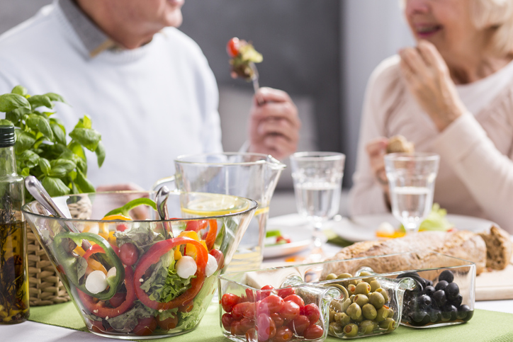 Elderly Nutrition Equals Better Health for In Home Care Clients