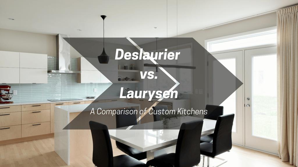 A Deslaurier kitchen design