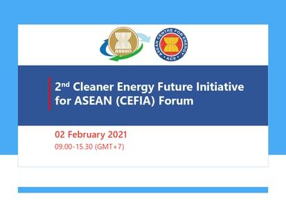 2nd CEFIA Forum on 2 Feb 2021