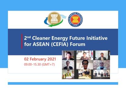 2nd CEFIA Forum Video