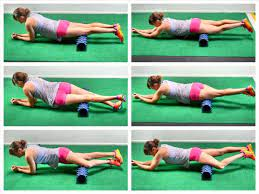 Quad and Hip Foam Rolling | Redefining Strength