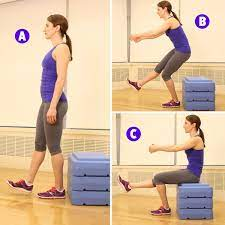 Single-Leg Sit and Stand