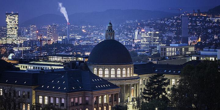 aisot officially ETH Zurich Spin-off