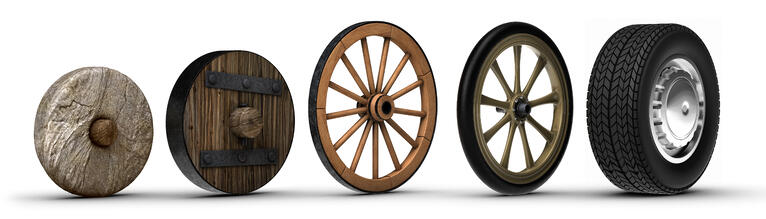 Why Your Business Should Reinvent the Wheel