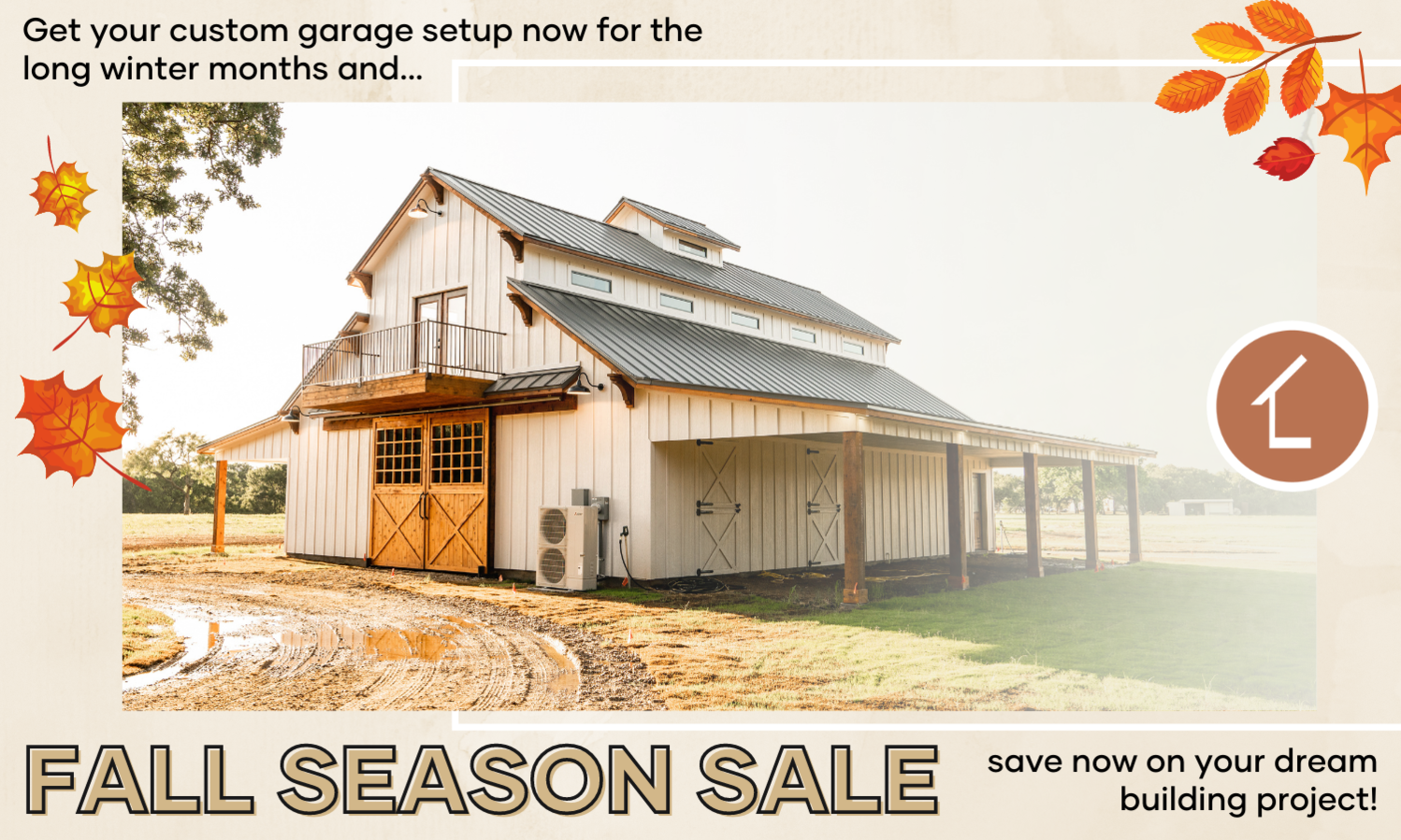 September 2021 Garage Promo GMB