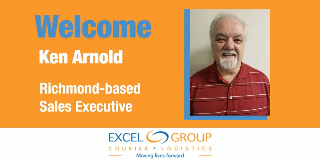 Welcome Ken Arnold, Richmond-based Sales Executive | Excel Group