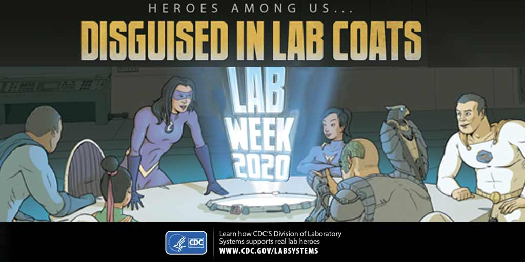 Celebrating Lab Professionals during Medical Laboratory Professionals Week (MLPW) | Excel Group