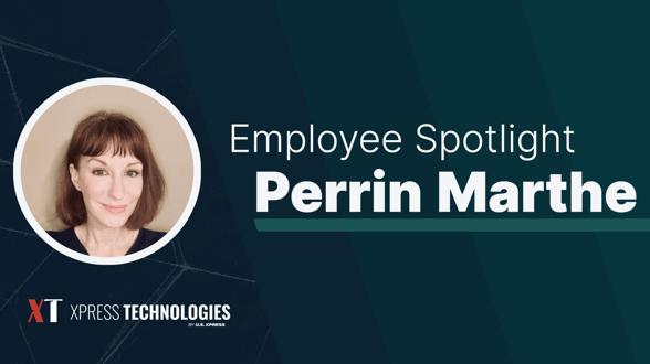Employee Spotlight: Perrin Marthe