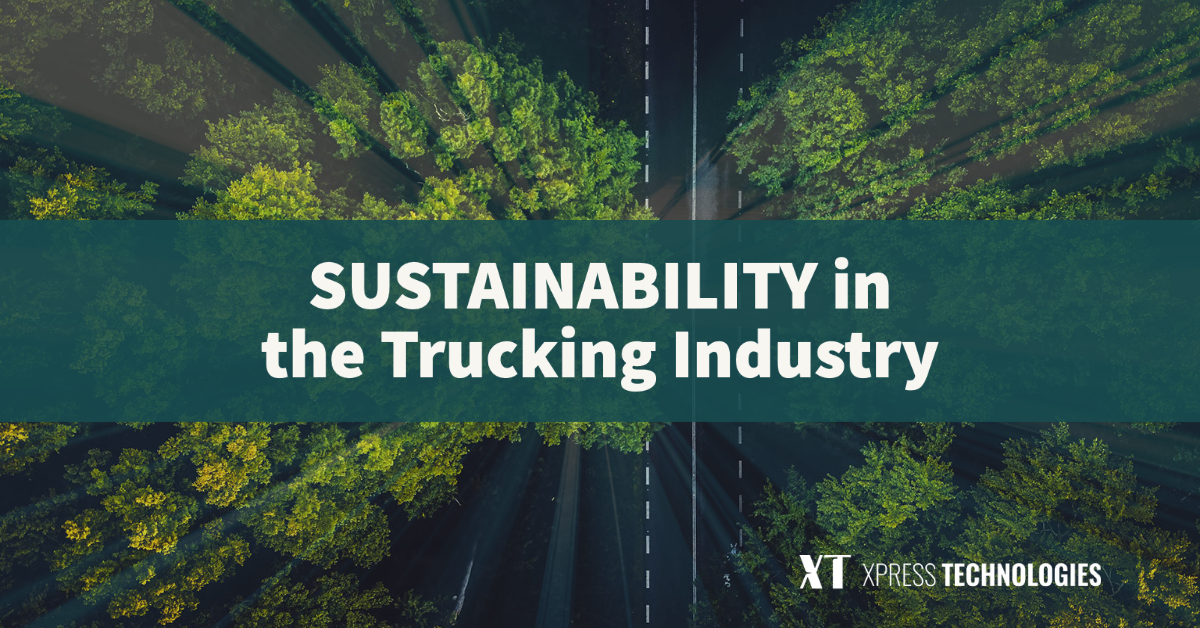 Driving Sustainability in the Trucking Industry