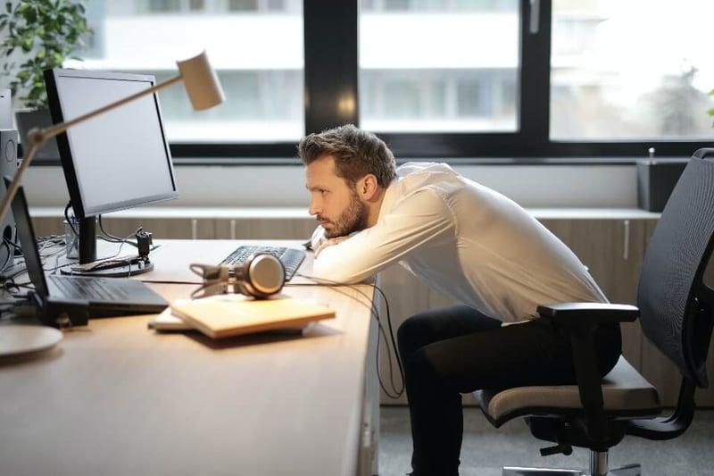 10 raisons qui expliquent le manque d'efficacité au travail