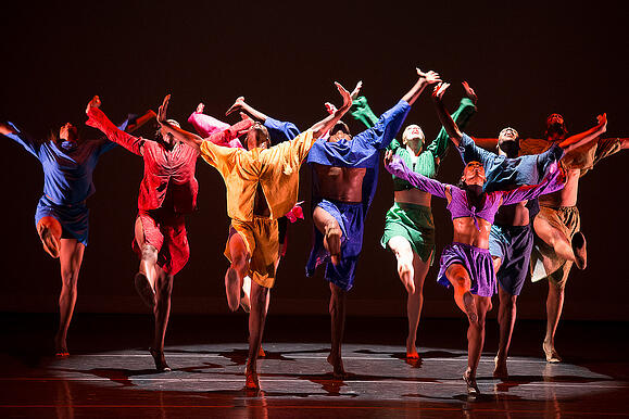 SCPA and DCDC host Summer Dance Intensive