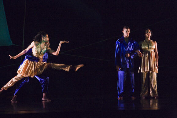 Former dancers return to stage for ONE NIGHT ONLY!
