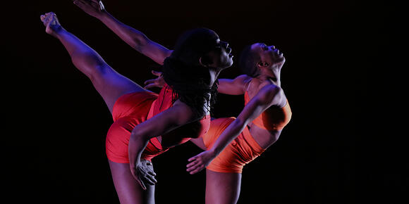 DCDC dancers perform as guest artists at Howard University